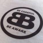 Binge Drinking T-Shirt Logo