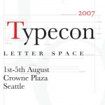 Typecon Alternative Poster